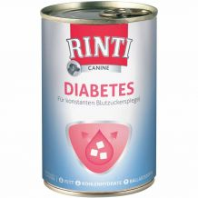Rinti - Nassfutter - Canine Diabetes 6 x 400g
