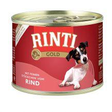 Rinti - Nassfutter - Gold Rind 6 x 185g
