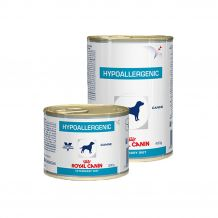 Royal Canin - Nassfutter - Veterinary Diet Hypoallergenic Canine
