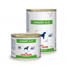 Royal Canin - Nassfutter - Veterinary Diet Urinary S/O Canine
