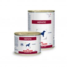 Royal Canin - Nassfutter - Veterinary Diet Hepatic Canine