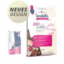 Sanabelle - Trockenfutter - Adult Geflügel - neues Design