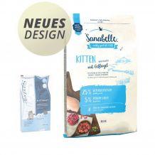 Sanabelle - Trockenfutter - Kitten - neues Design