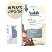 Sanabelle - Trockenfutter - Light Neues Design