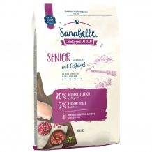 Sanabelle - Trockenfutter - Senior 10kg