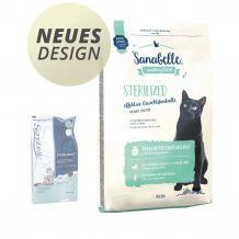 Sanabelle - Trockenfutter - Sterilized Neues Design