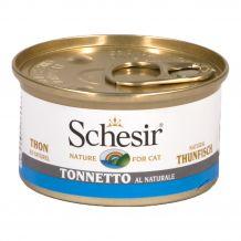 Schesir - Nassfutter - Natural Thunfisch