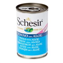 Schesir - Nassfutter - Kitten Jelly Thunfisch mit Aloe