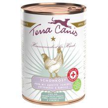 Terra Canis - Nassfutter - First Aid Schonkost, Huhn mit Karotte, Fenchel, Hüttenkäse und Kamille