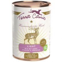 Terra Canis - Wild Light mit Gurke, Pfirsisch und Löwenzahn 400g