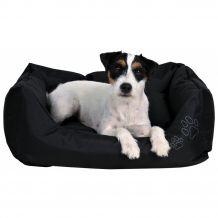 Trixi - Hundezubehör - Bett Drago schwarz