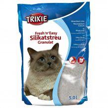 Trixie - Katzenzubehör - Fresh'n'Easy Silikatstreu Granulat