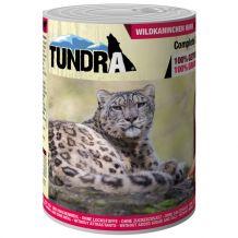 Tundra - Nassfutter - Cat Wildkaninchen & Huhn 6 x 400g (getreidefrei)