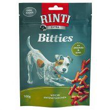 Rinti - Kausnack - Extra Bitties Ente mit Ananas und Kiwi 100g