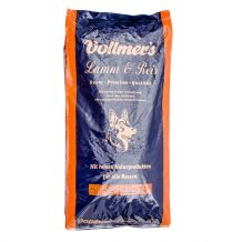 Vollmer's - Trockenfutter - Lamm und Reis