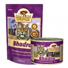 Wildcat - Nassfutter - Bhadra mit Pferdefleisch und Süßkartoffel