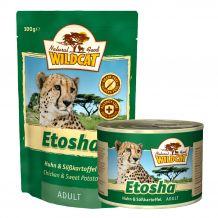 Wildcat - Nassfutter - Etosha mit Huhn und Süßkartoffel