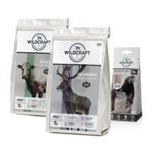 Wildcraft - Trockenfutter - Premium Paket 2 x 12kg + Snack 150g