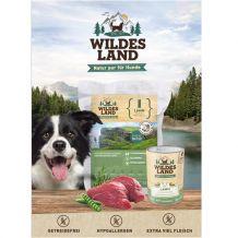 Wildes Land - Zubehör - Infobroschüre Hund