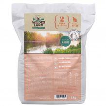 Wildes Land - Trockenfutter - Huhn und Lachs 4kg (getreidefrei)