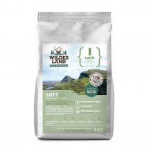Wildes Land - Trockenfutter - Soft Lamm mit Reis und Wildkräutern 5kg (glutenfrei)