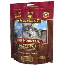 Wolfsblut - Hundekekse - Blue Mountain Cracker (getreidefrei)