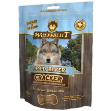 Wolfsblut - Hundekekse - Cold River Cracker (getreidefrei)
