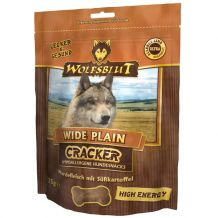 Wolfsblut - Hundekekse - Wide Plain Cracker (getreidefrei) 225g