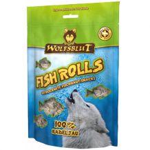 Wolfsblut - Kausnack - Fish Rolls Kabeljau