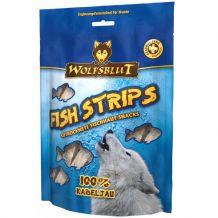 Wolfsblut - Kausnack - Fish Strips Kabeljau
