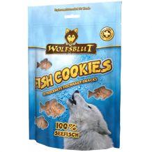 Wolfsblut - Kausnack - Fish Cookies Seefisch