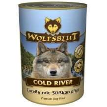 Wolfsblut - Nassfutter - Cold River 395g (getreidefrei)
