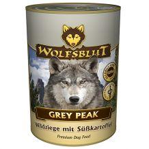 Wolfsblut - Nassfutter - Grey Peak (getreidefrei)