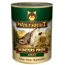 Wolfsblut - Nassfutter - Hunters Pride Adult 6 x 395g (getreidefrei)