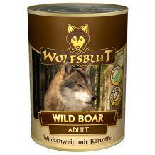 Wolfsblut - Nassfutter - Wild Boar 6 x 395g (getreidefrei)