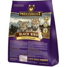 Wolfsblut - Trockenfutter - Black Bird Large Breed Puppy (getreidefrei)