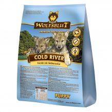 Wolfsblut - Trockenfutter - Cold River Puppy (getreidefrei)