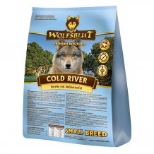 Wolfsblut - Trockenfutter - Cold River Small Breed (getreidefrei)