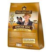 Wolfsblut - Trockenfutter - African Dog Senior Wildvogel und Süßkartoffel