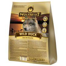Wolfsblut - Trockenfutter - Wild Duck Large Breed (getreidefrei)