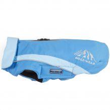 Wolters - Hundebekleidung - Skijacke Dogzwear für Mops & Co. riverside blue/sky blue