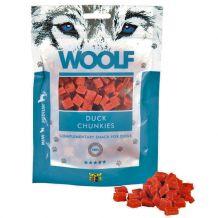 Woolf - Hundesnack - Enten Chunkies (getreidefrei)