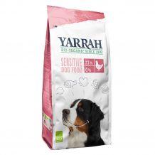 Yarrah - Trockenfutter - Bio Huhn Sensitive 10kg