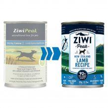 Ziwi Peak - Nassfutter - Canned Dog Food Lamb