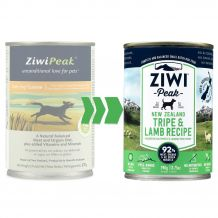Ziwi Peak - Nassfutter - Canned Dog Food Tripe & Lamb
