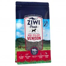 Ziwi Peak - Trockenfutter - Air Dried Dog Food Venison 2,5kg (getreidefrei)