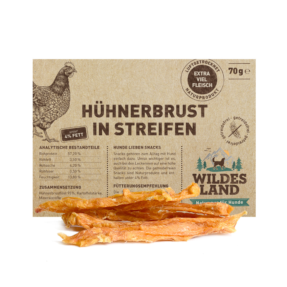 rohprotein hundefutter