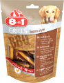8 in 1 - Grills Bacon Style