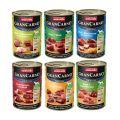 Animonda - Nassfutter - GranCarno Adult Mixpaket 2 6 x 400g