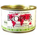 BIOPUR - Nassfutter - Schaf, Nudeln & Karotten 12 x 400g